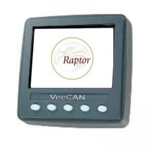 VeeCAN 320 Raptor Display