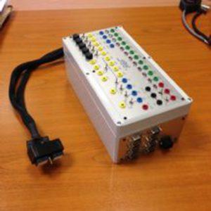 E400 test box
